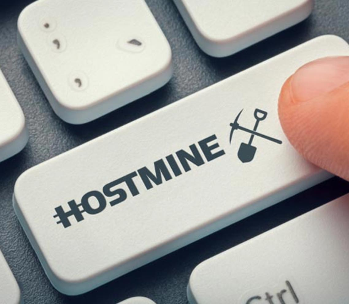 Hosted Crypto Mining | Hostmine