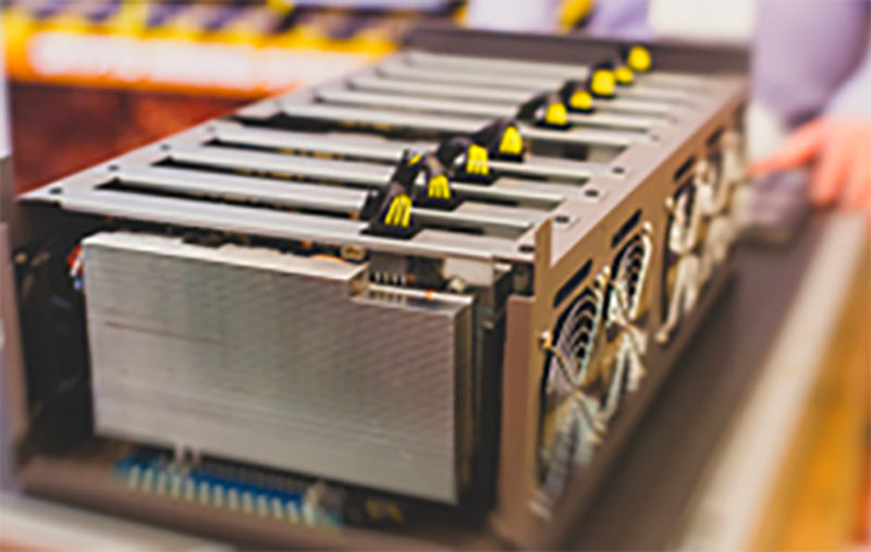 Crypto Mining Servers for Rent