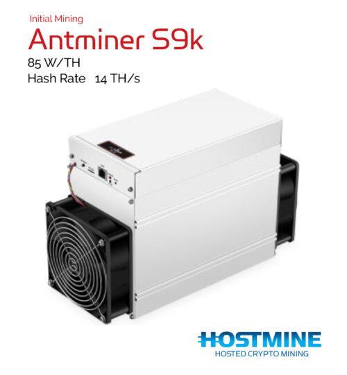 AntMiner S9k