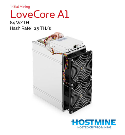 LoveCore A1 (25TH/s) 5