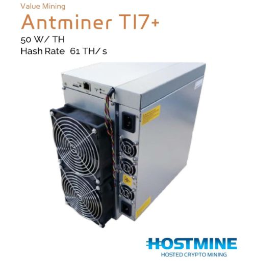 Antminer T17+ (61TH/s) 6