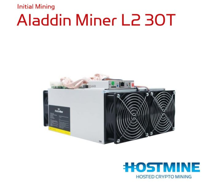 Aladdin L2 (30TH/s) 1