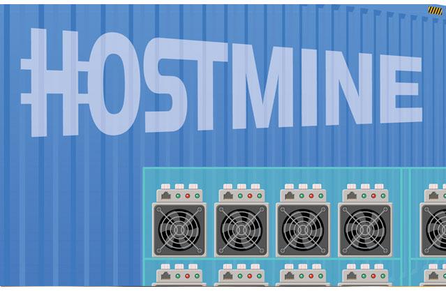 Mining Farm Containers | Crypto Mining | Hostmine