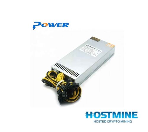 2400W Power PSU ASIC 7