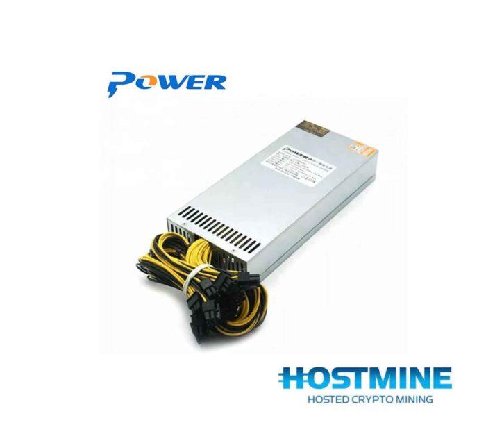 2400W Power PSU ASIC 1