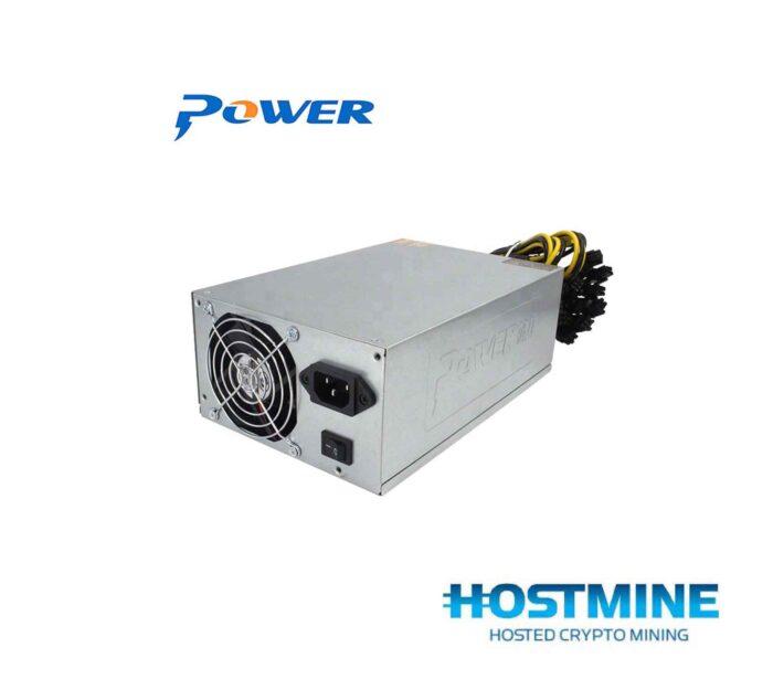 1800W Power PSU ASIC 1