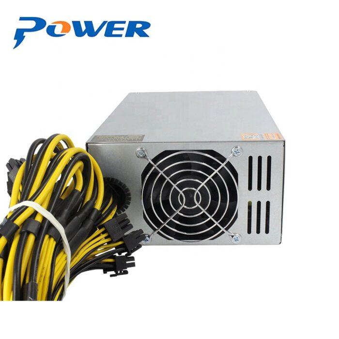 1800W Power PSU ASIC 4