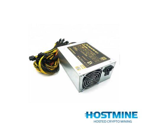 1800W Power PSU ATX GPU 7