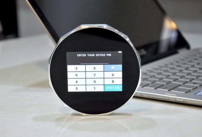 SecuX V20 Flagship Crypto Wallet 8