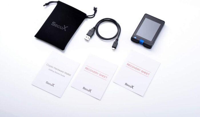 SecuX W20 Fantasy Crypto Wallet 3