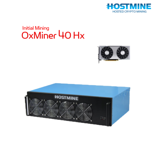 0xMiner 40HX 3