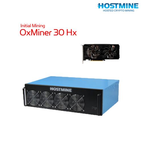 0xMiner 30HX 10