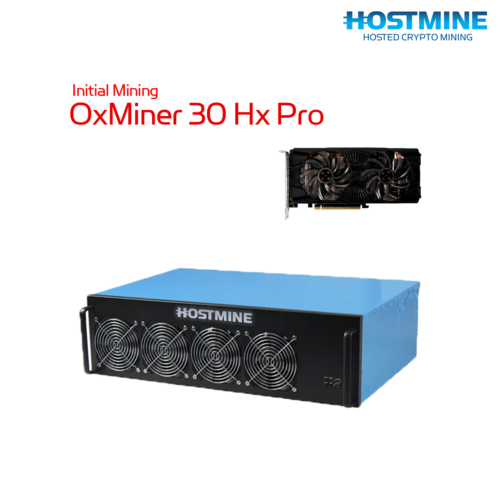 0xMiner 30HX Pro 4