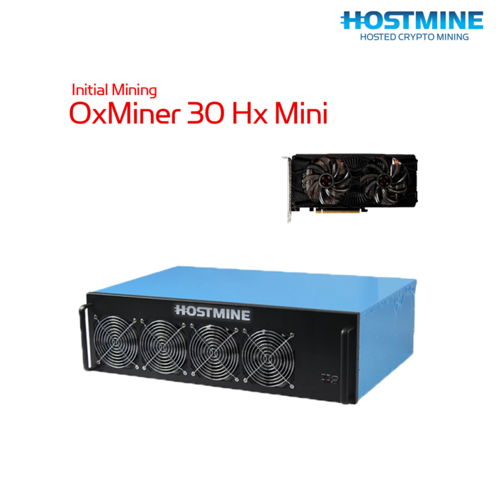 0xMiner 30HX Mini 1