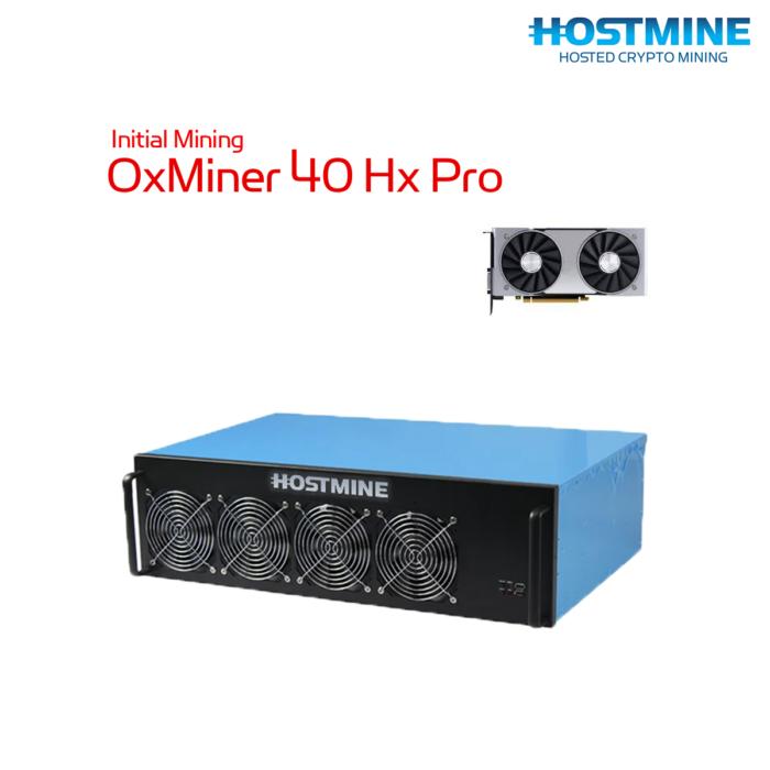 0xMiner 40HX Pro 1
