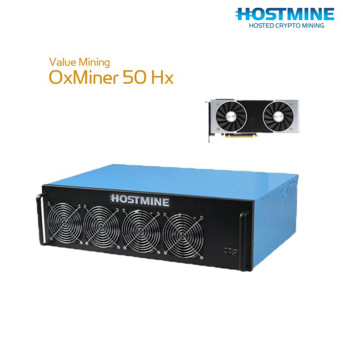 0xMiner 50HX 1