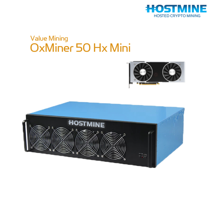 0xMiner 50HX Mini 1