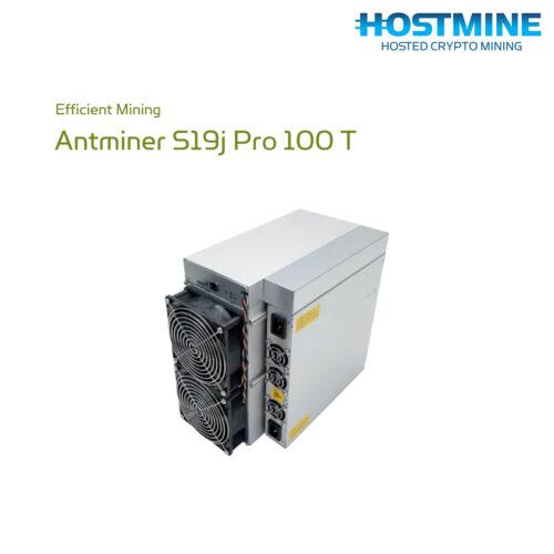 Antminer S19j Pro (100TH/s) 2