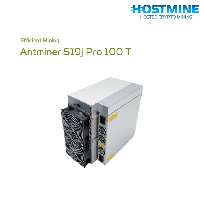 Antminer S19j Pro (100TH/s) 1