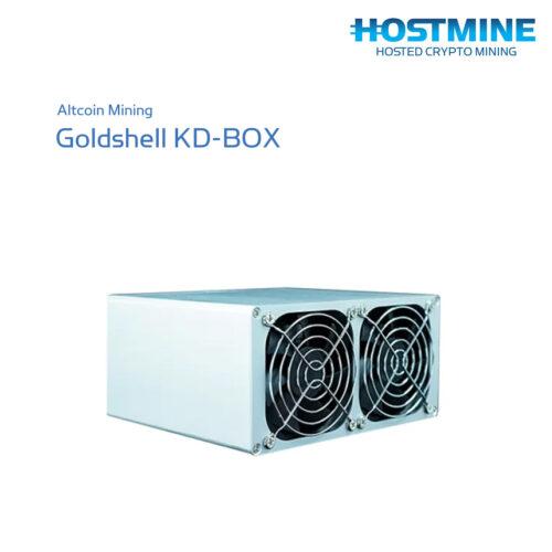 Goldshell KD-BOX 22