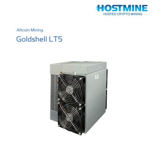Goldshell LT5 23