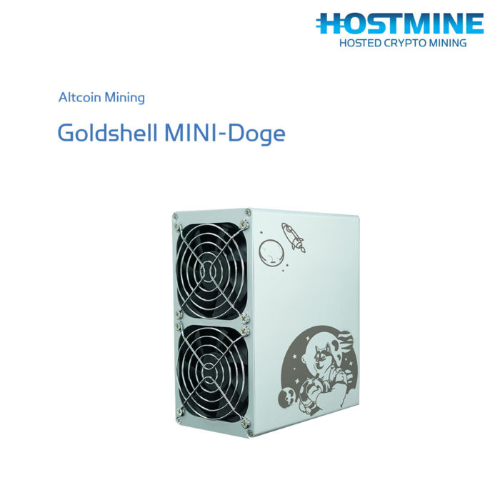 Goldshell MINI-Doge 3