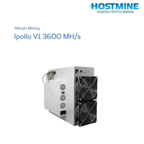 Ipollo V1 3600 MH/s 2