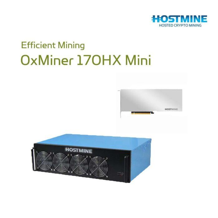 0xMiner 170HX Mini 1