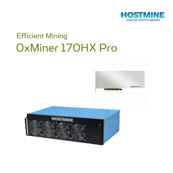 0xMiner 170HX Pro 1